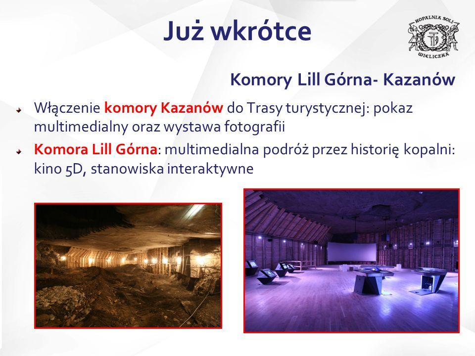 Komory Lill Górna- Kazanów