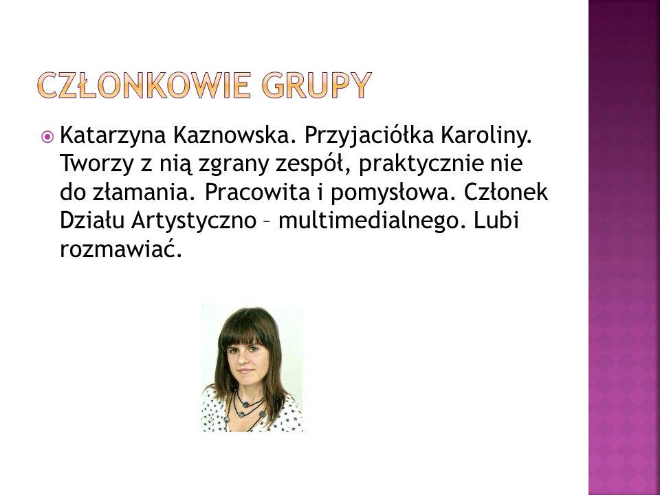 Członkowie Grupy
