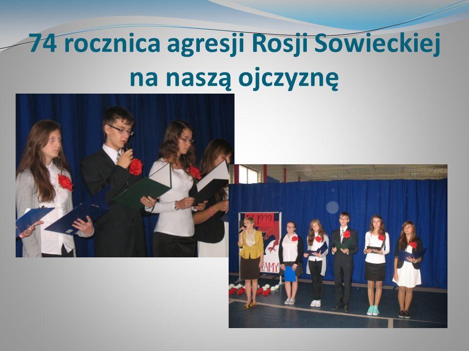 74 rocznica agresji Rosji Sowieckiej na naszą ojczyznę
