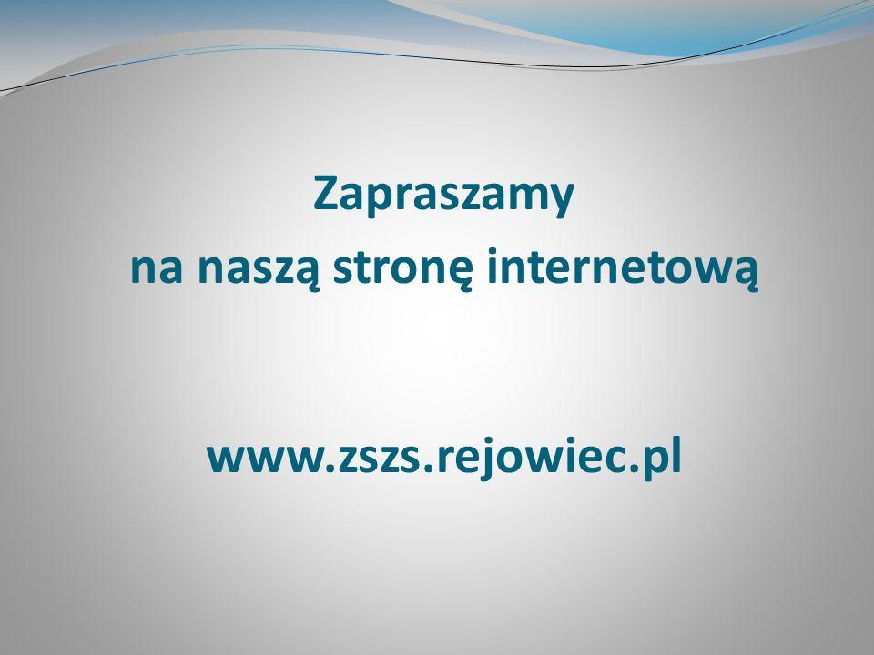 na naszą stronę internetową