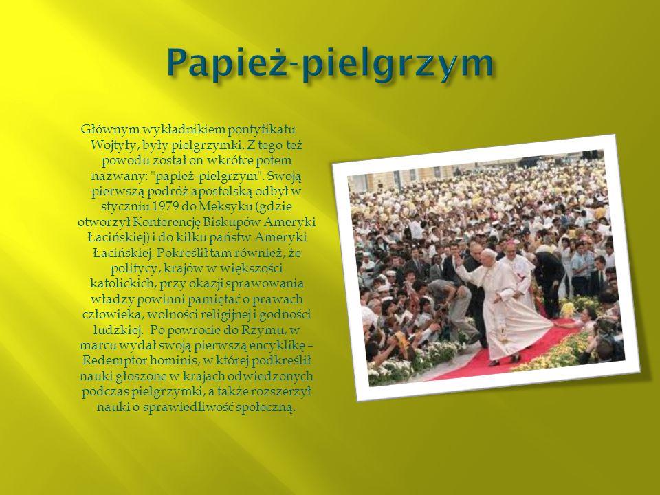 Papież-pielgrzym