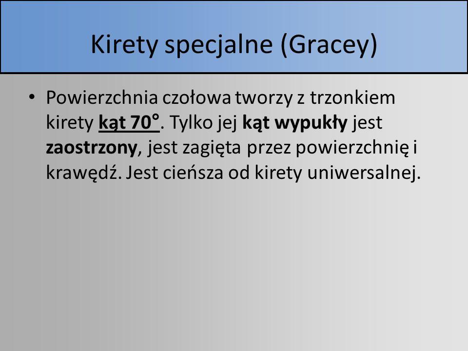 Kirety specjalne (Gracey)