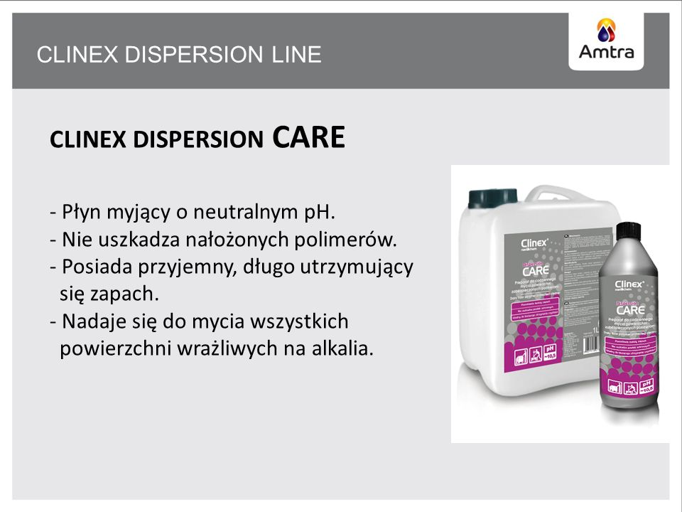 CLINEX DISPERSION CARE