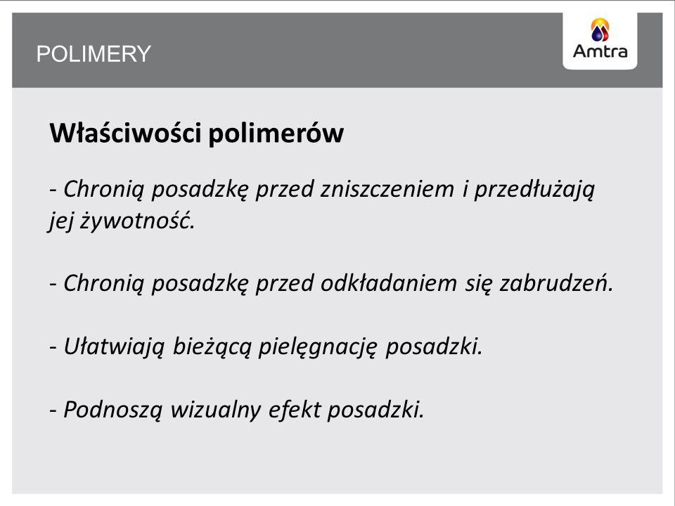 Właściwości polimerów