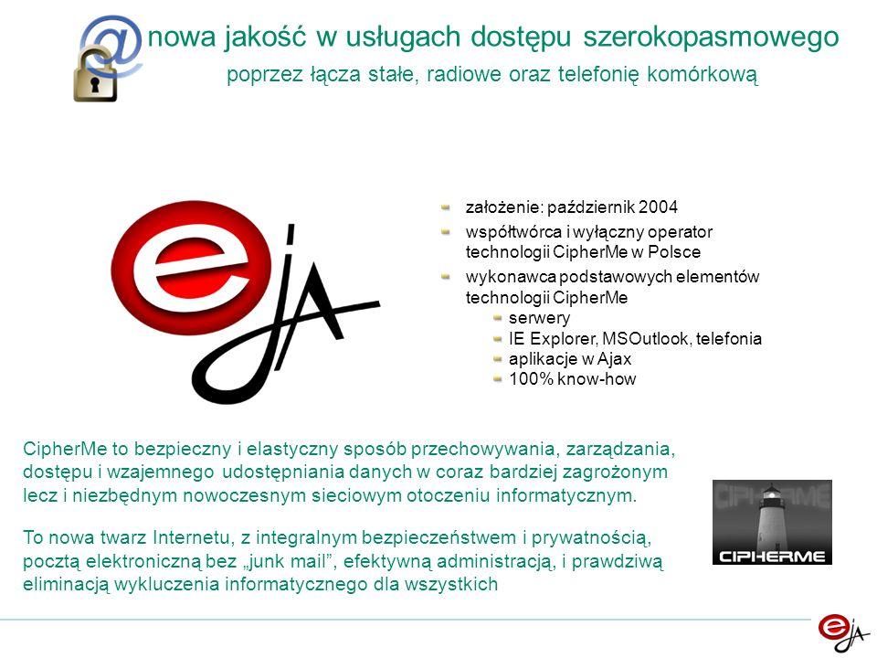 nowa jakość w usługach dostępu szerokopasmowego