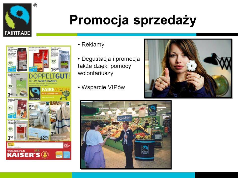 Promocja sprzedaży Reklamy