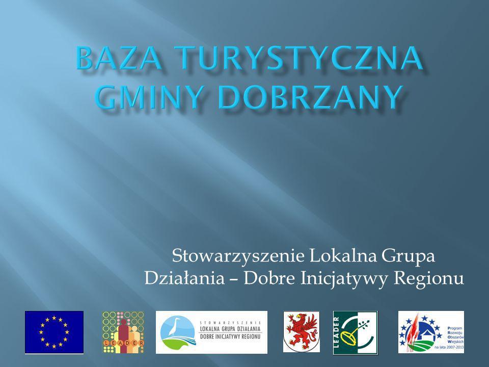 Baza Turystyczna Gminy Dobrzany