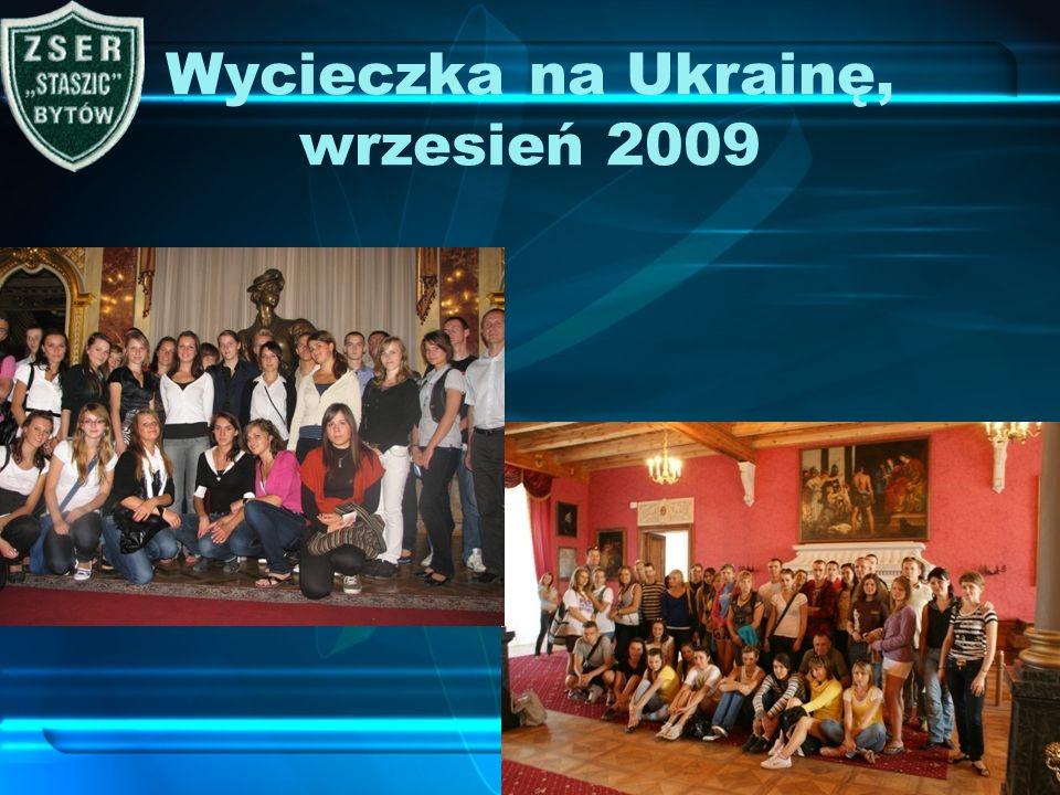 Wycieczka na Ukrainę, wrzesień 2009