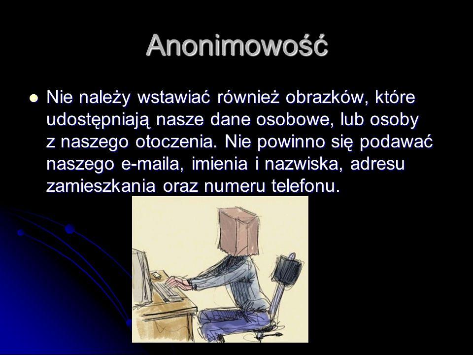 Anonimowość