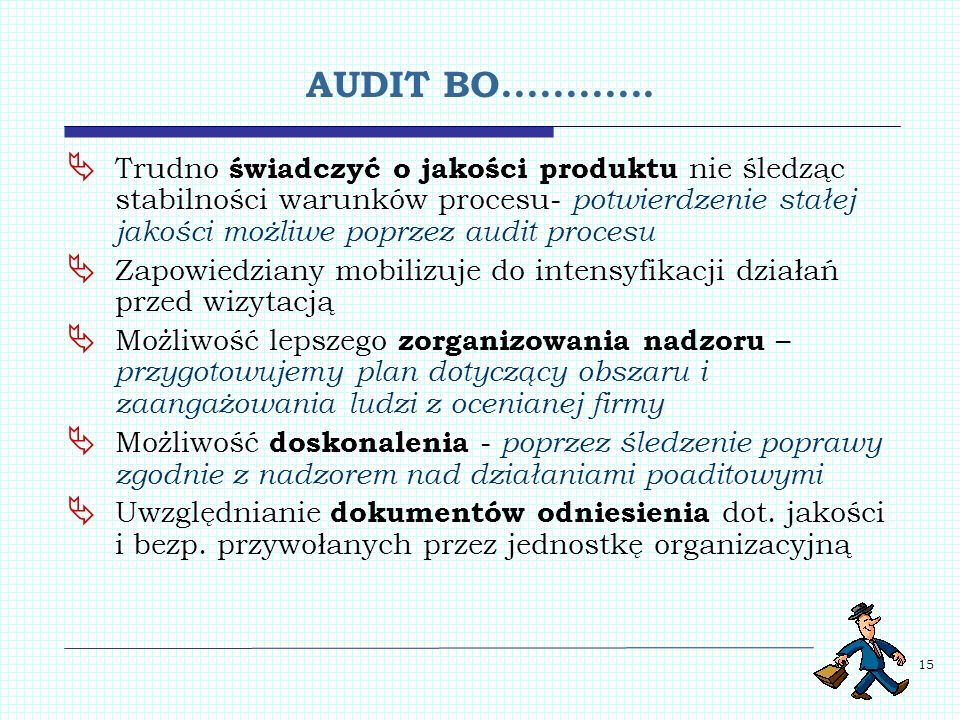 AUDIT BO............