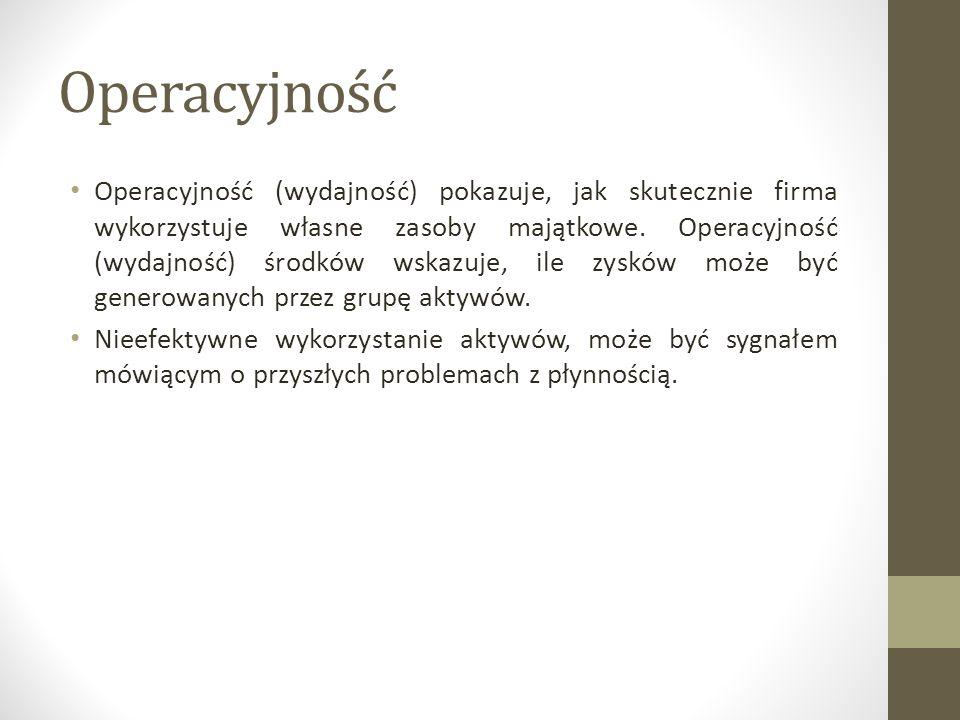Operacyjność