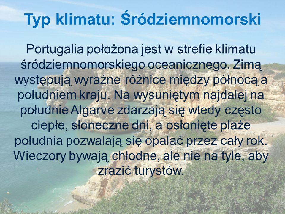 Typ klimatu: Śródziemnomorski