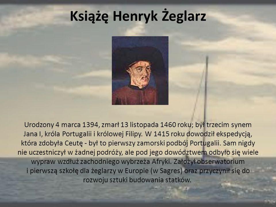 Książę Henryk Żeglarz