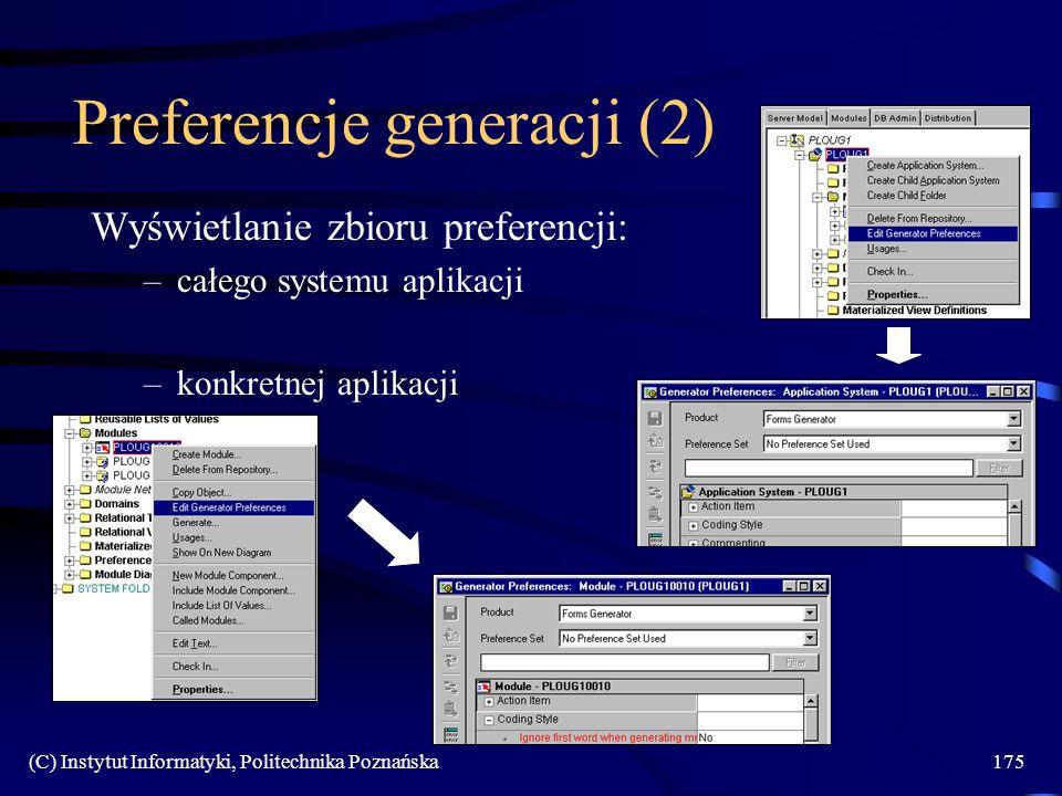 Preferencje generacji (2)
