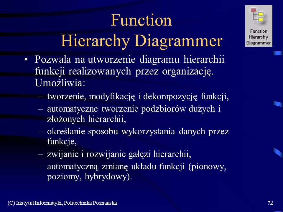 Function Hierarchy Diagrammer