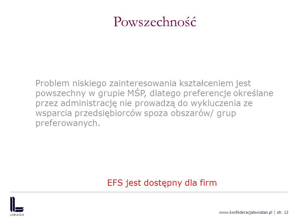 EFS jest dostępny dla firm
