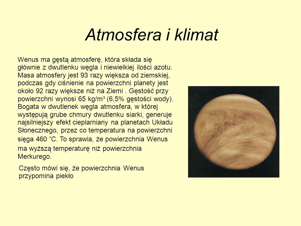 Atmosfera i klimat