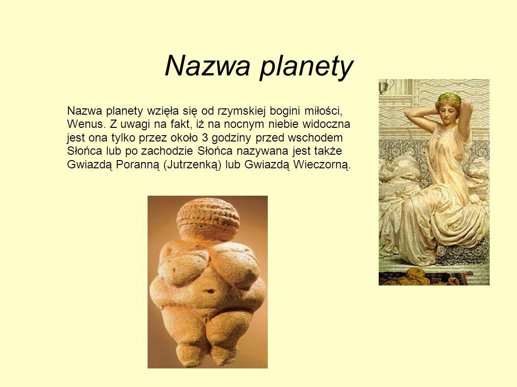 Nazwa planety