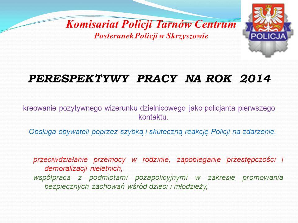 Komisariat Policji Tarnów Centrum Posterunek Policji w Skrzyszowie