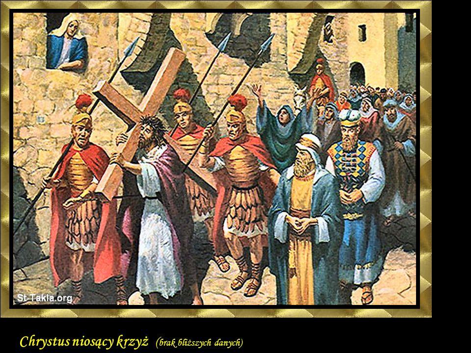 Chrystus niosący krzyż (brak bliższych danych)