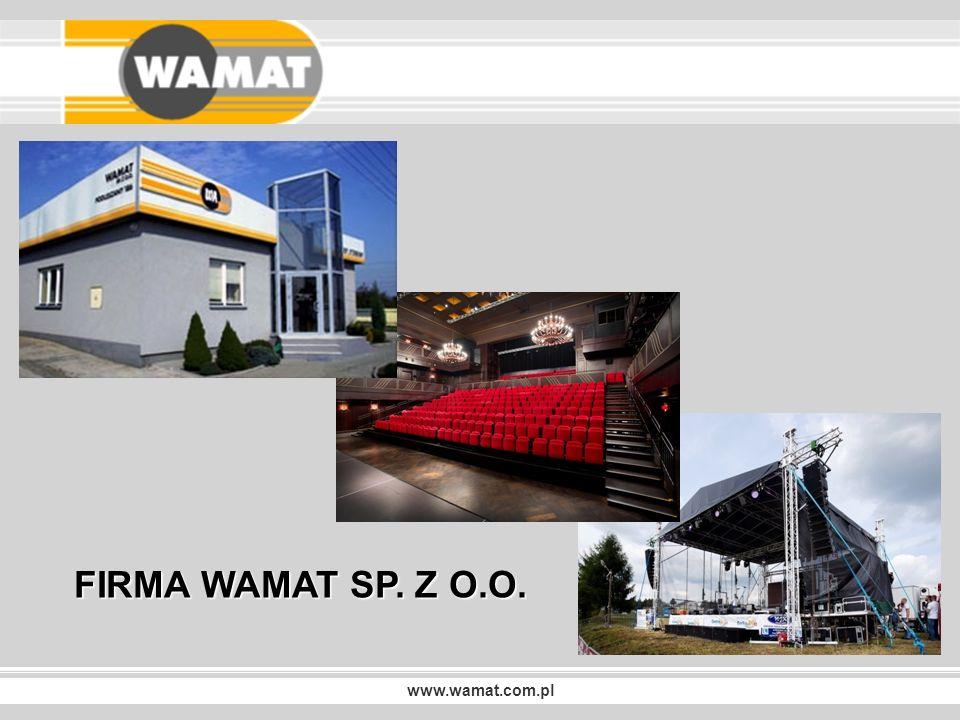 FIRMA WAMAT SP. Z O.O.