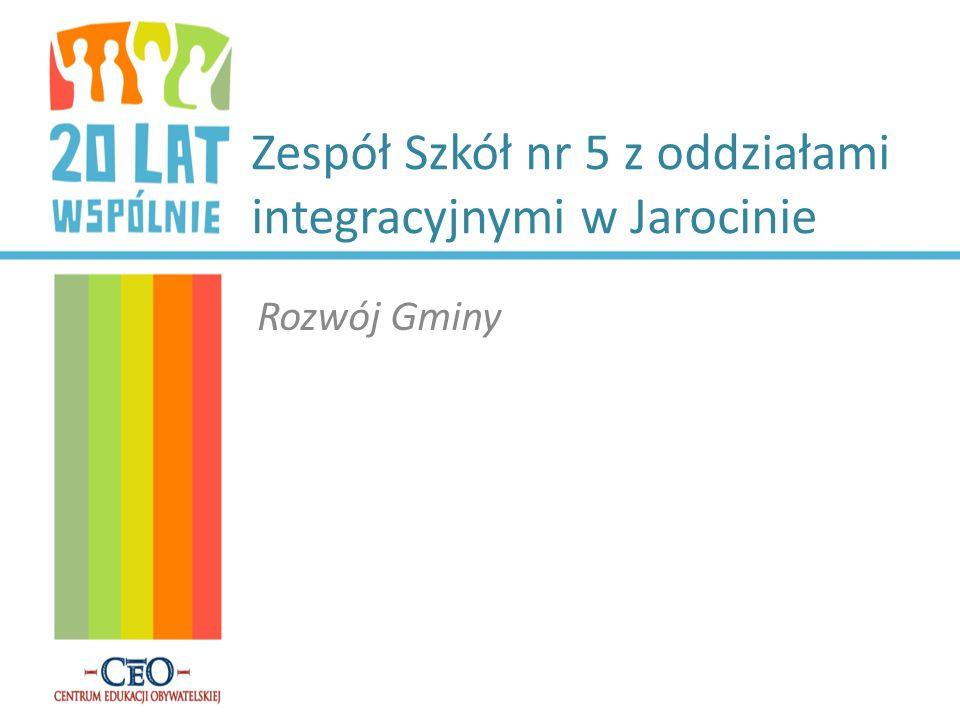 Zespół Szkół nr 5 z oddziałami integracyjnymi w Jarocinie