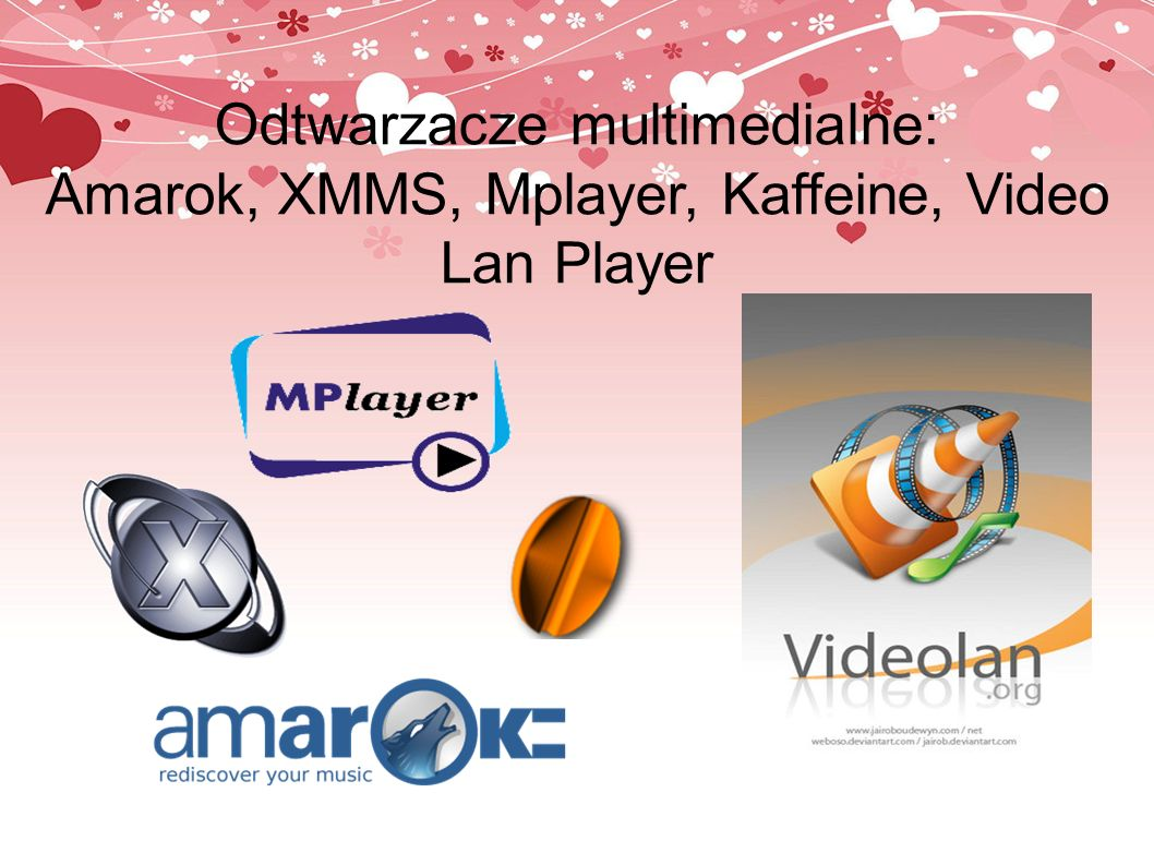 Odtwarzacze multimedialne: