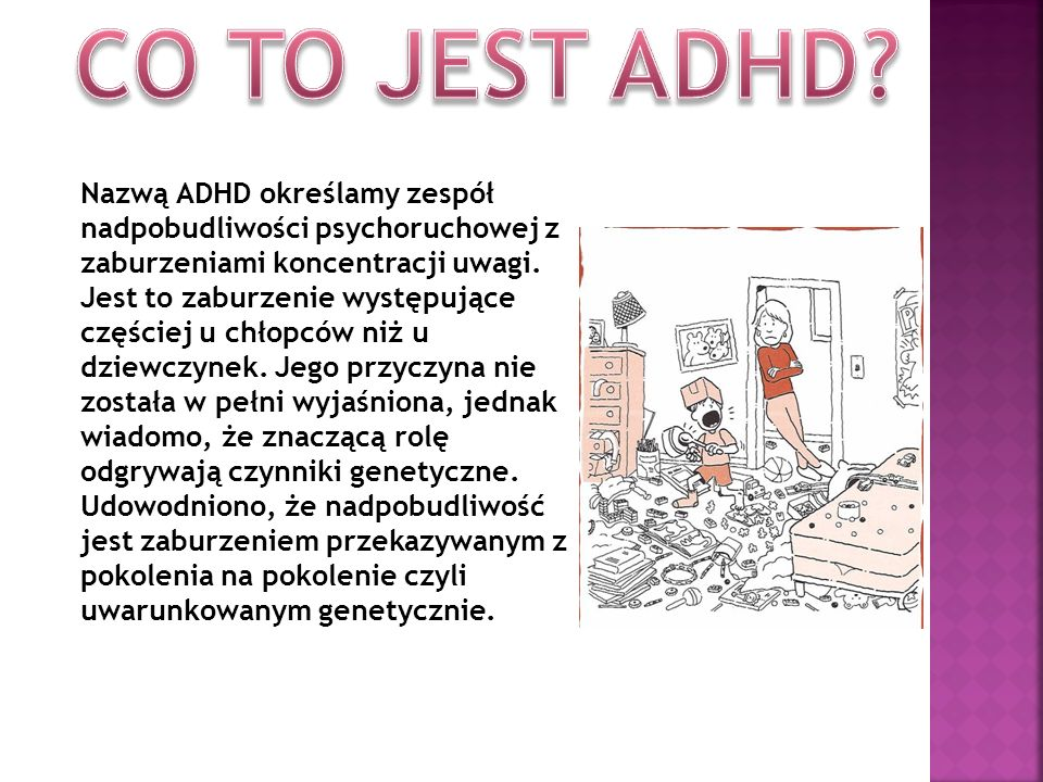 CO TO JEST ADHD