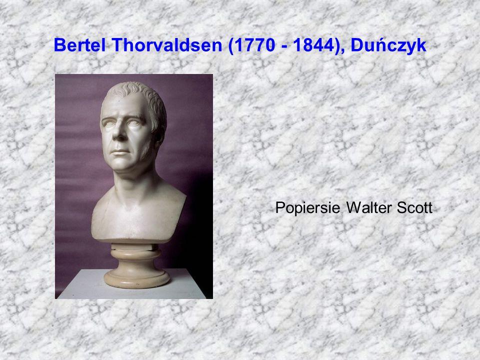 Bertel Thorvaldsen (1770 - 1844), Duńczyk