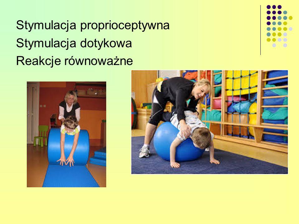 Stymulacja proprioceptywna