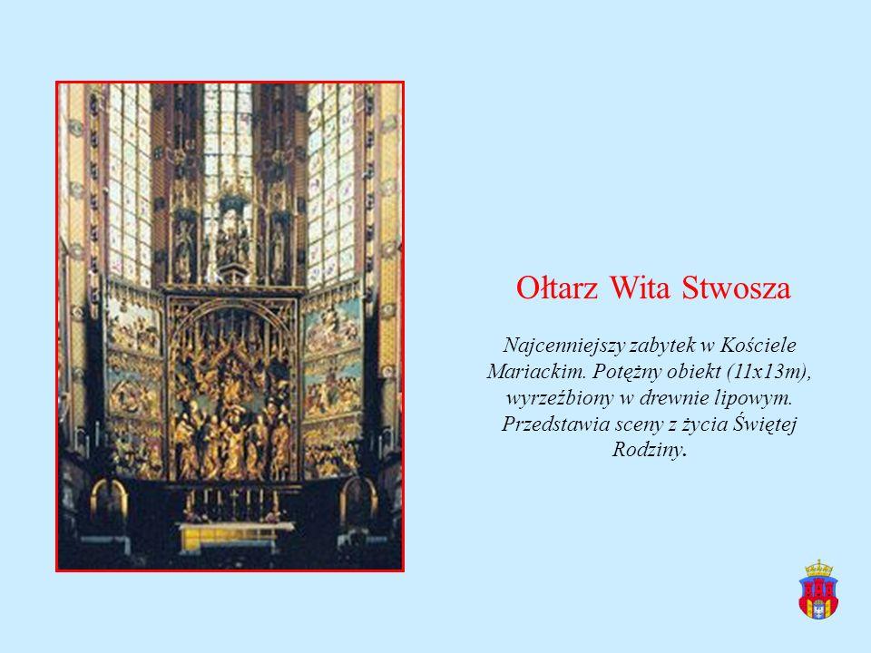 Ołtarz Wita Stwosza