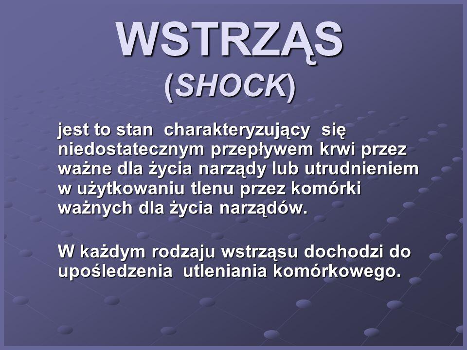 WSTRZĄS (SHOCK)