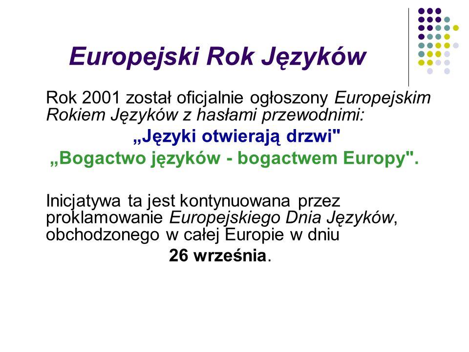 Europejski Rok Języków