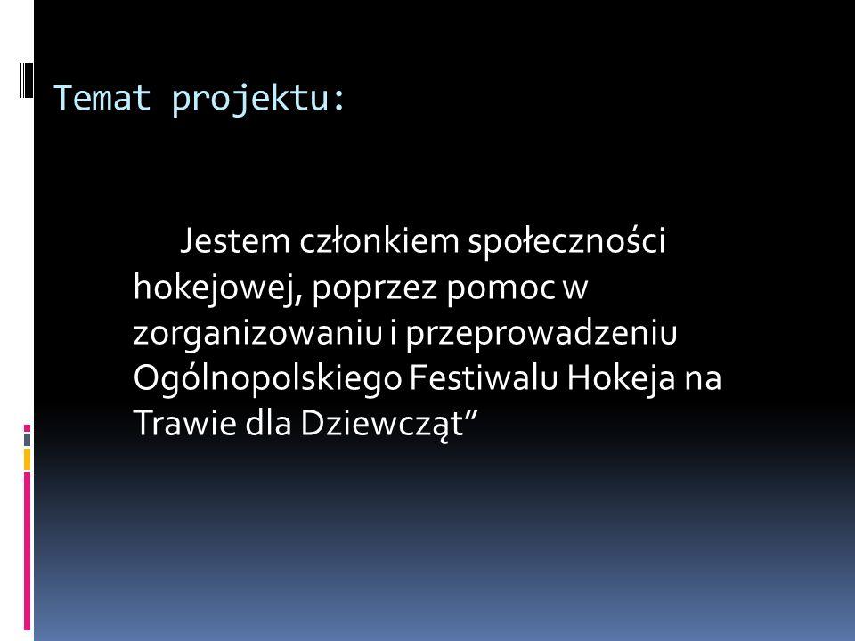 Temat projektu: