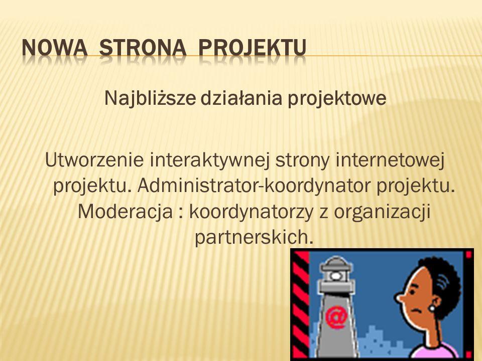 Nowa strona projektu