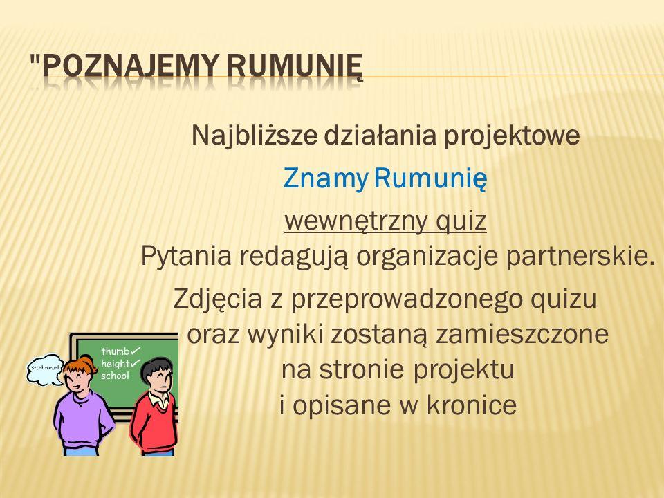 Poznajemy Rumunię
