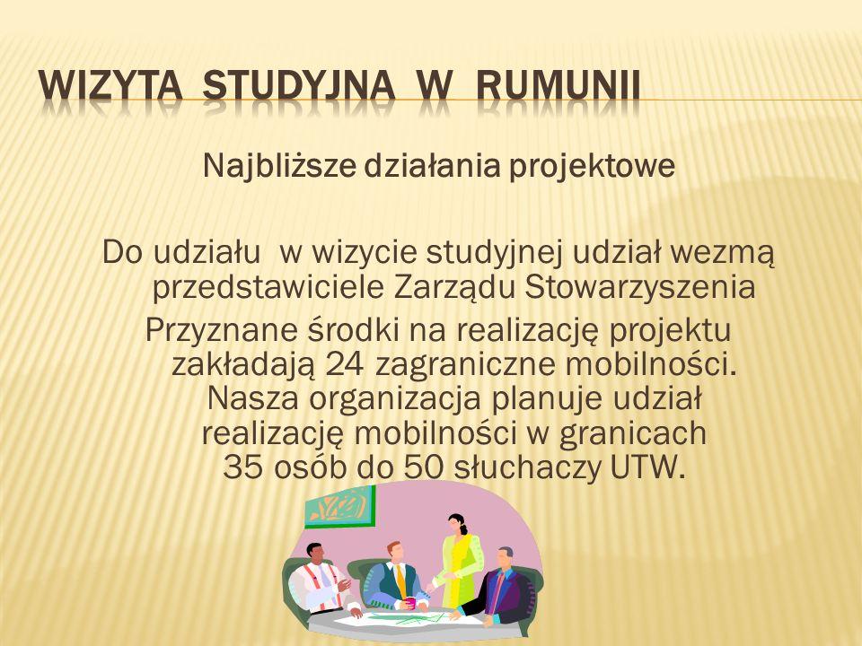 Wizyta studyjna w Rumunii