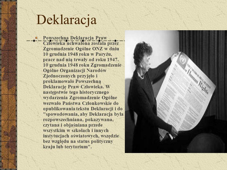 Deklaracja