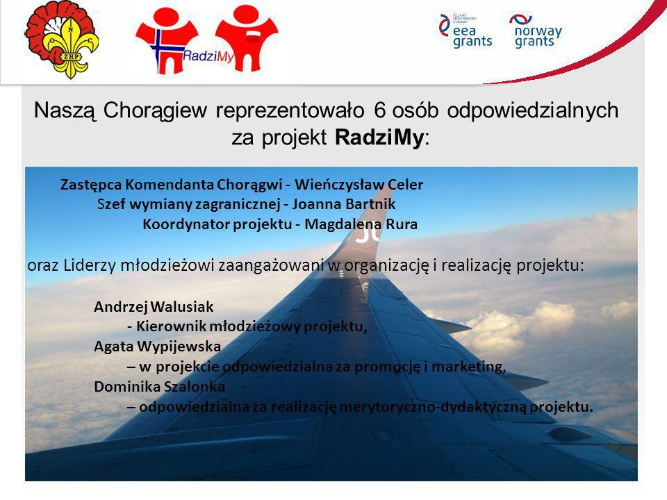 Naszą Chorągiew reprezentowało 6 osób odpowiedzialnych