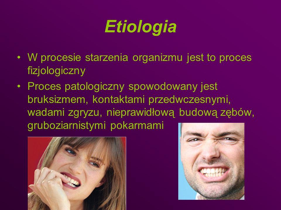 Etiologia W procesie starzenia organizmu jest to proces fizjologiczny