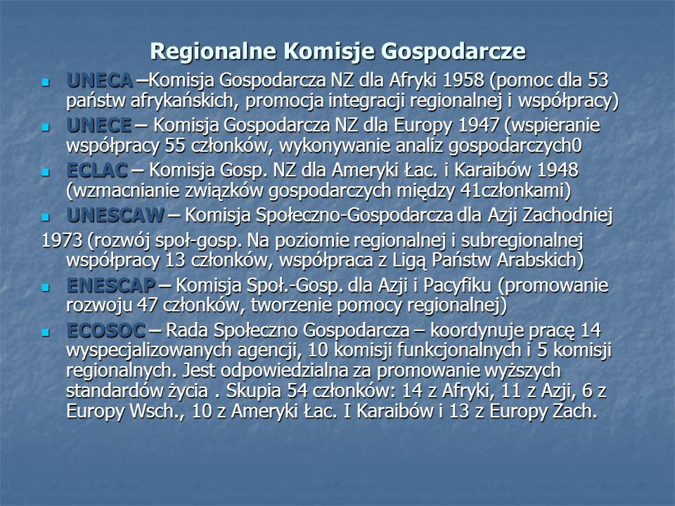 Regionalne Komisje Gospodarcze