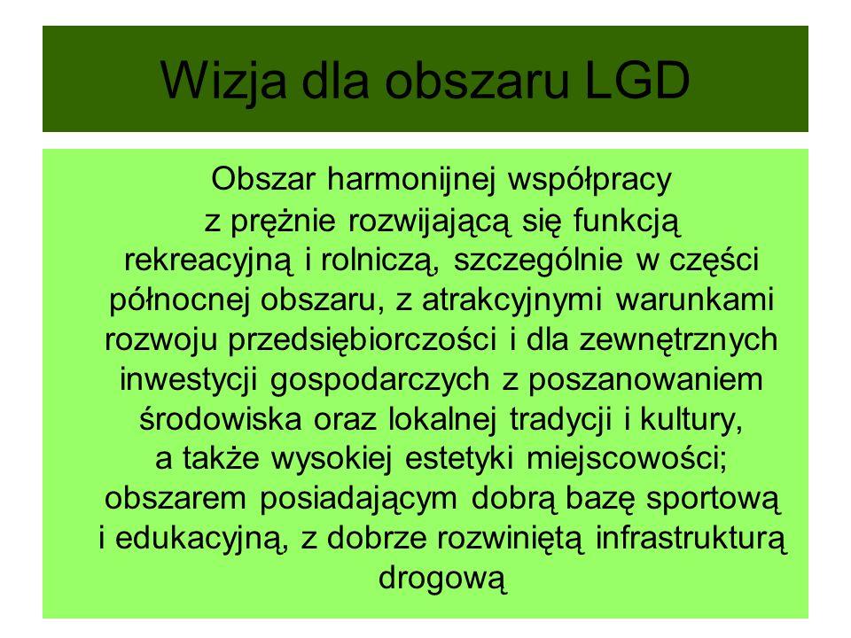 Wizja dla obszaru LGD