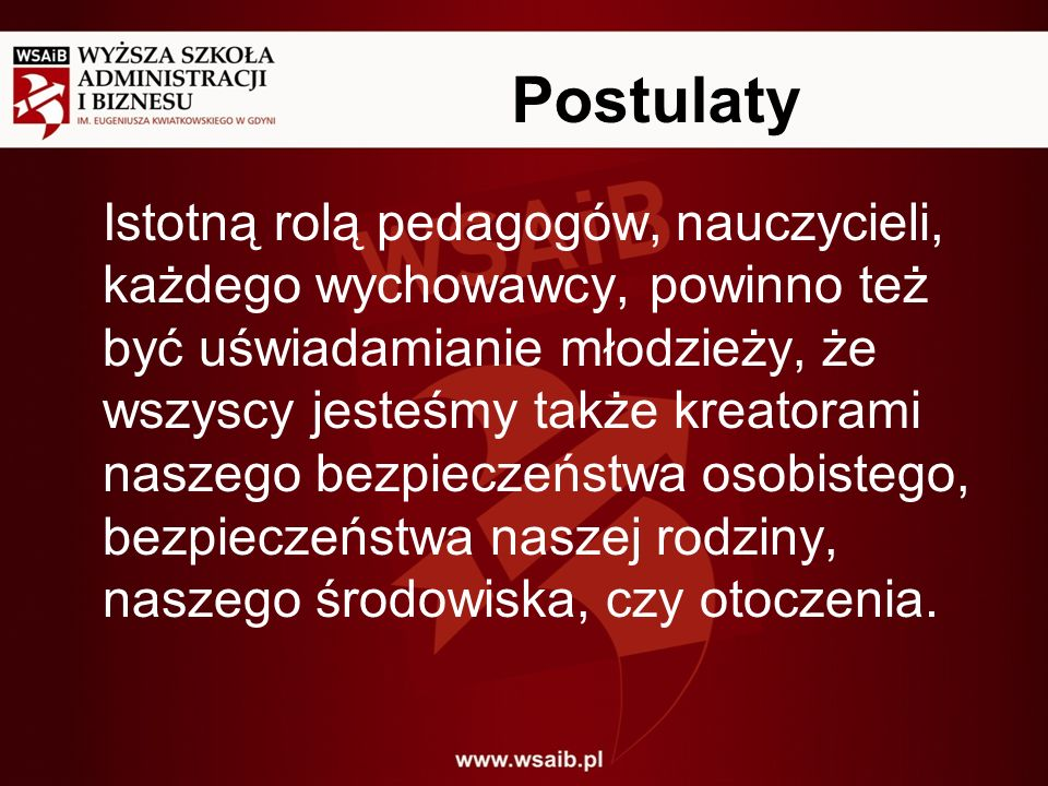 Postulaty