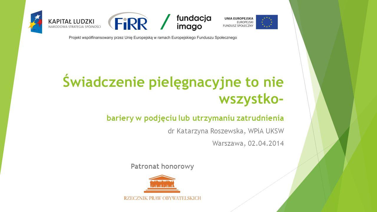 dr Katarzyna Roszewska, WPiA UKSW Warszawa, 02.04.2014