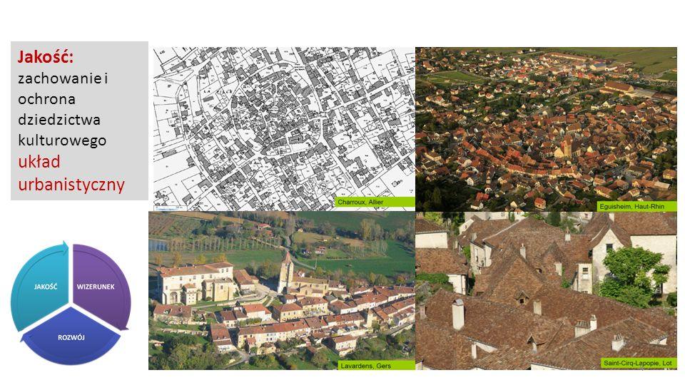 Jakość: układ urbanistyczny