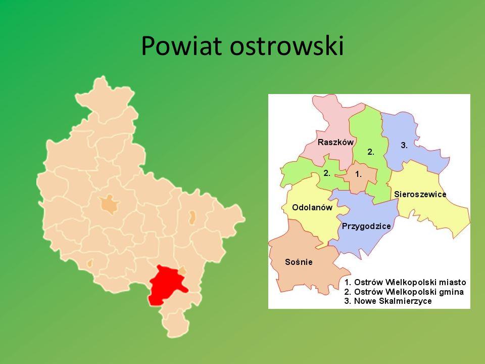 Powiat ostrowski