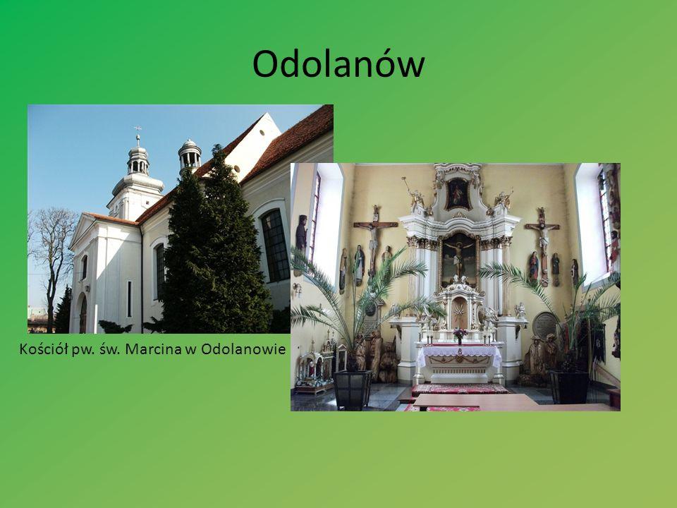 Odolanów Kościół pw. św. Marcina w Odolanowie