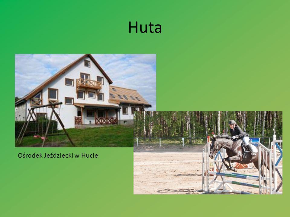 Huta Ośrodek Jeździecki w Hucie