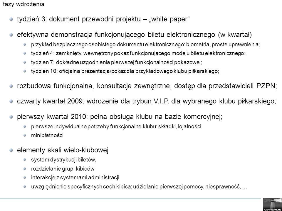 """tydzień 3: dokument przewodni projektu – """"white paper"""