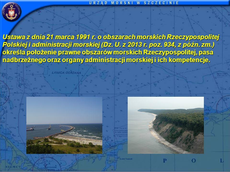Ustawa z dnia 21 marca 1991 r.